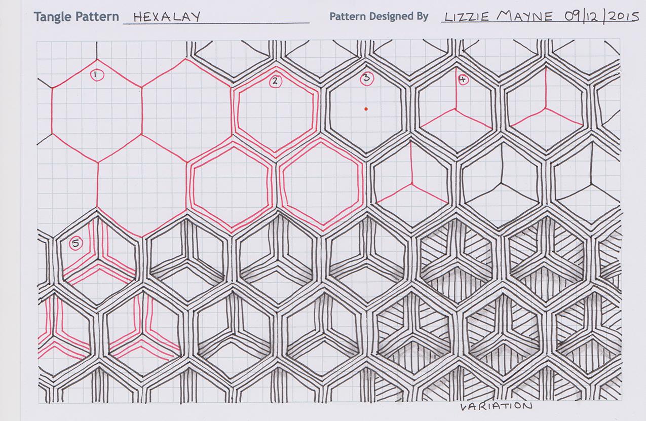 Tangle Patterns Best Design Ideas